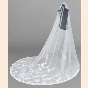 Cathedral Length Azazie Veil - Charity